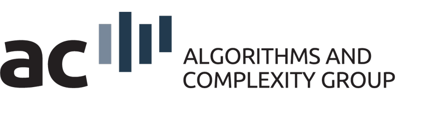 Algorithms and Complexity Group